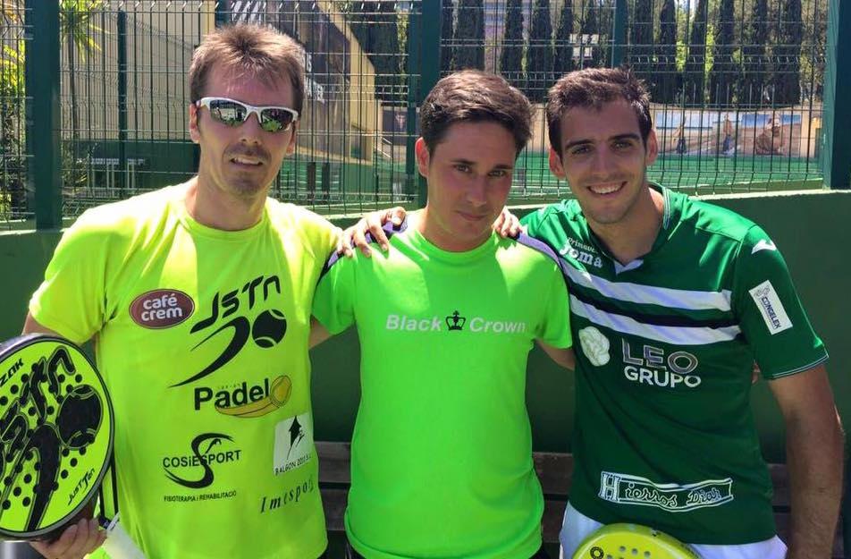 Crónica semifinales World Padel Tour Lisboa Challenger