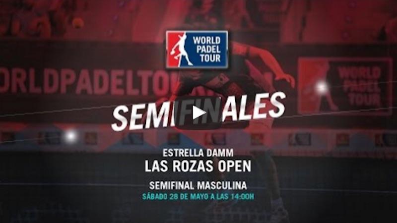 Semifinales masculinas WPT Las Rozas 2016