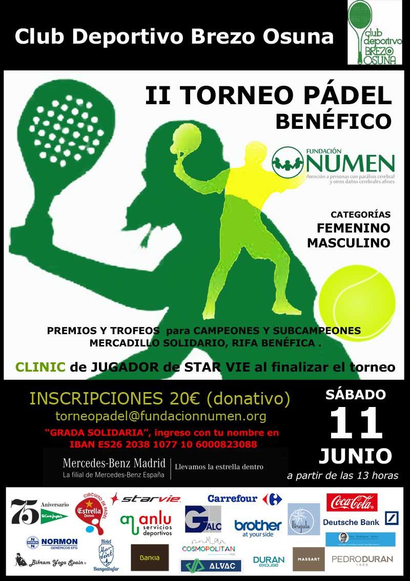 Torneo Padel Numen