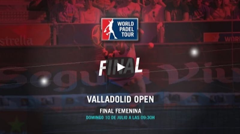 Final femenina WPT Valladolid 2016