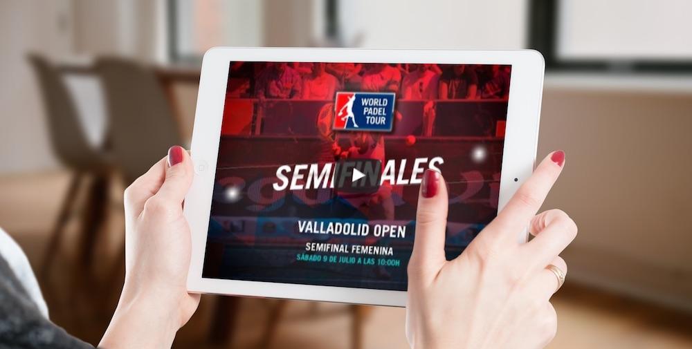 Semifinales WPT Valladolid femeninas 2016