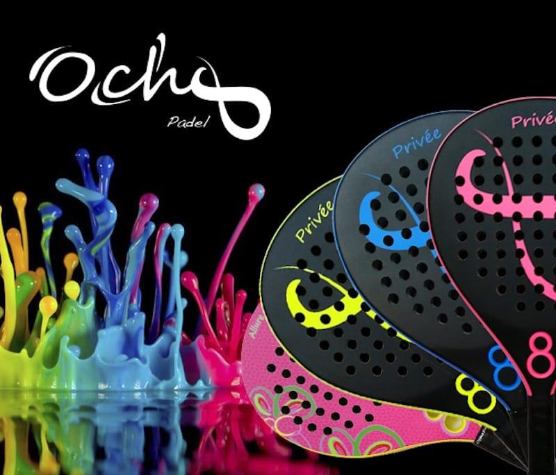 Ocho Padel: distinción y elegancia para las jugadoras de pádel