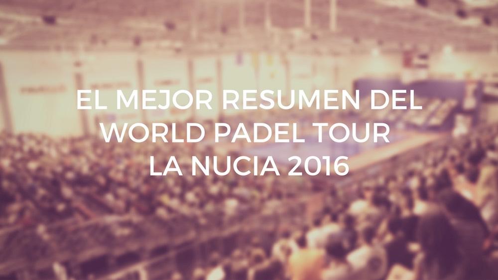 Resumen WPT La Nucia 2016