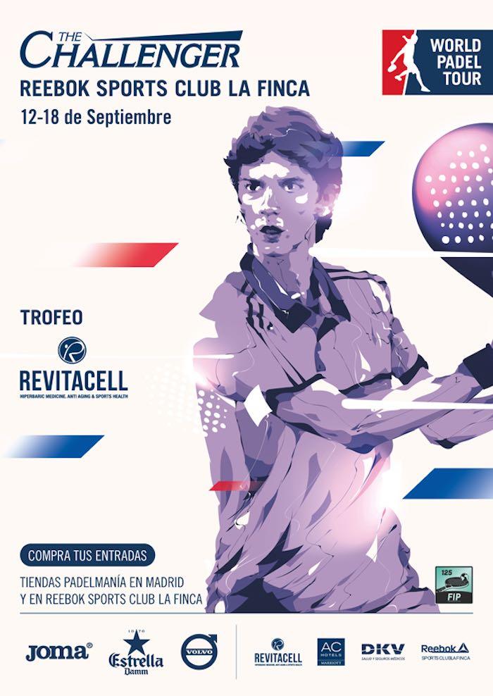 Cuadros y Horarios Reebok Sports Club La Finca Challenger 2016