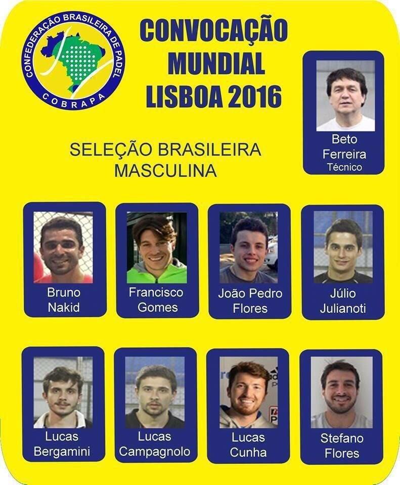 Seleccion masculina brasil