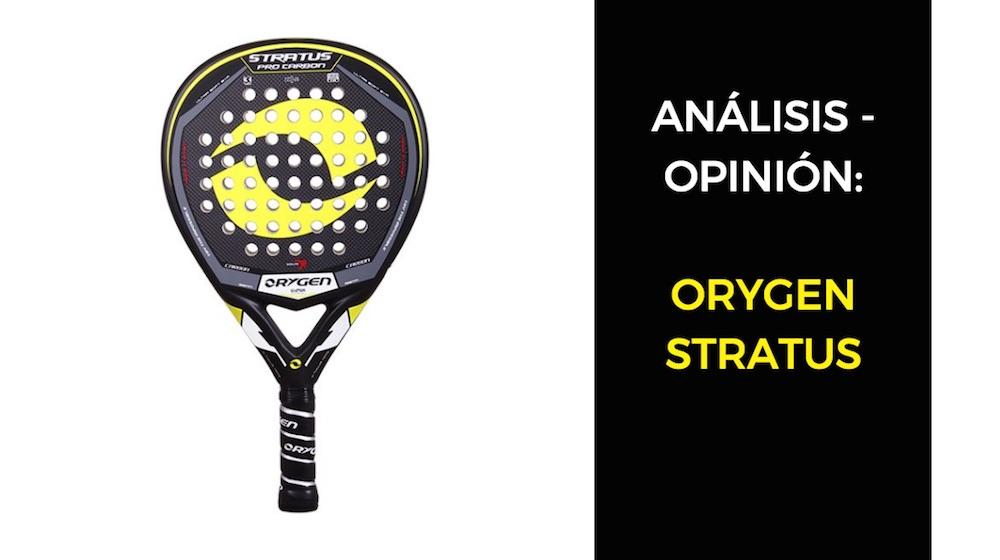 Análisis y opinión Orygen Stratus
