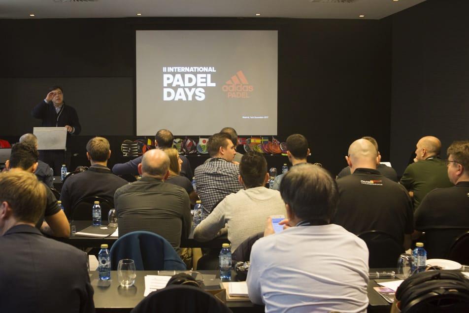 INTERNATIONAL PADEL DAYS adidas 2016 2 Adidas impulsa el desarrollo internacional del padel