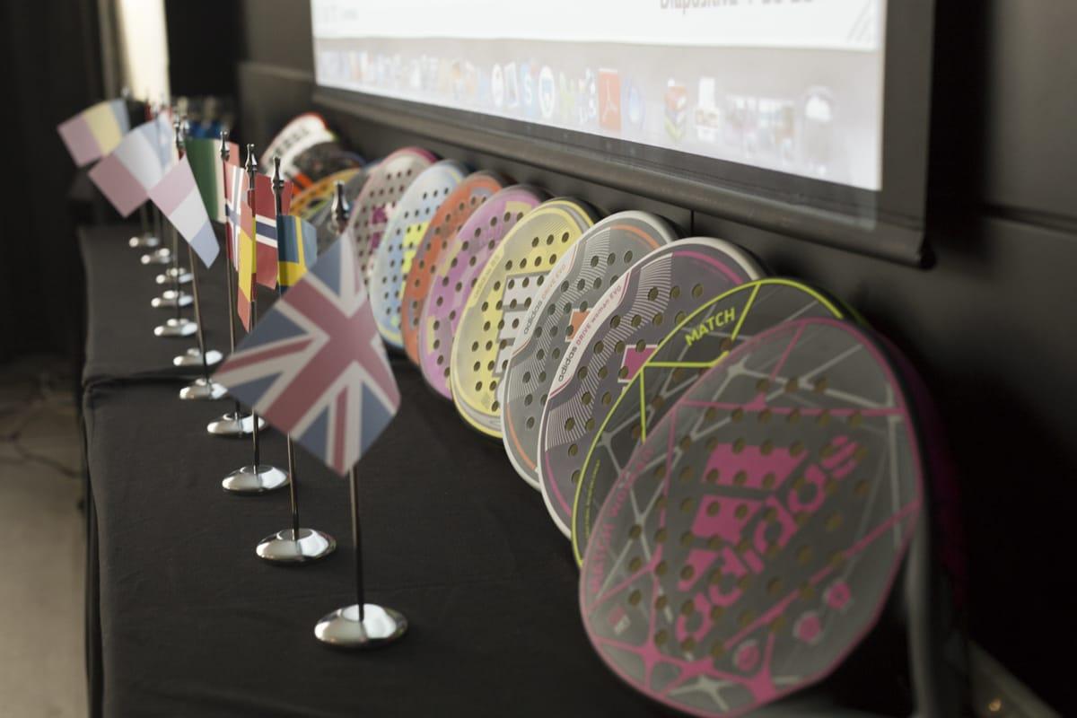INTERNATIONAL PADEL DAYS adidas 2016 Adidas impulsa el desarrollo internacional del padel