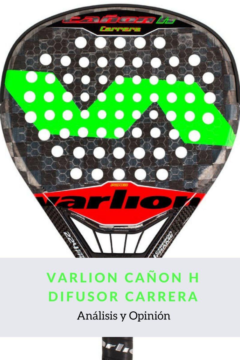Análisis y opinión Varlion Cañon H Difusor Carrera