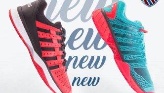 Las zapatillas de pádel K-Swiss 2017 suben el listón