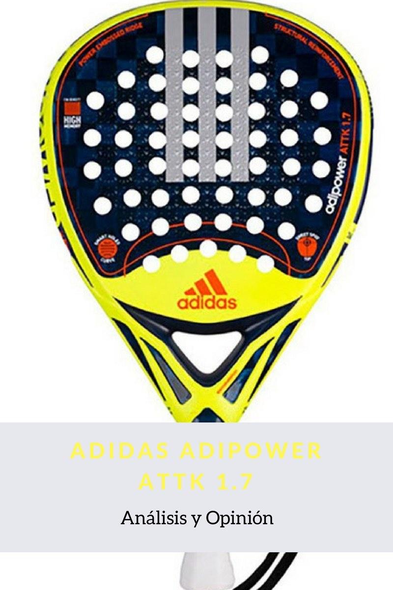 ADIDAS ADIPOWER ATTK 1.7