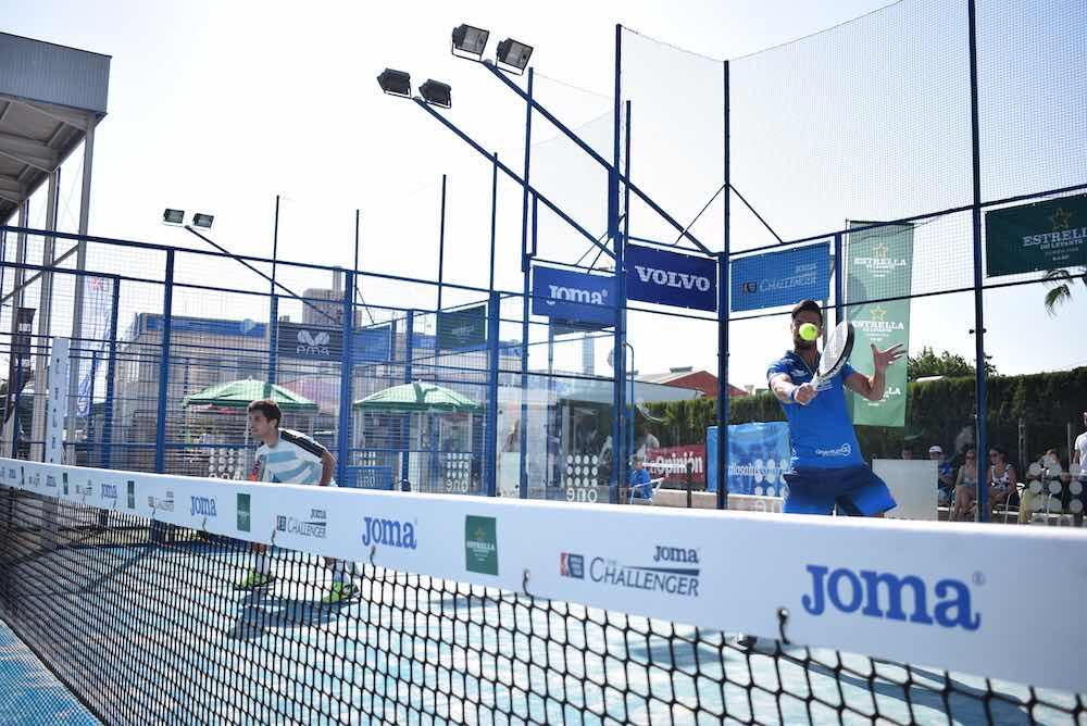 Joma Murcia Challenger Previa 2017 El Olimpic Club se viste de gala para albergar la primera jornada del Joma Murcia Challenger