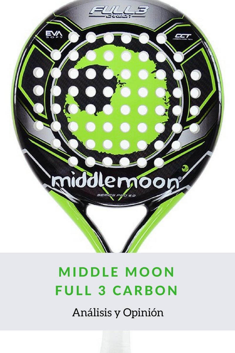MIDDLE MOON FULL 3 CARBON