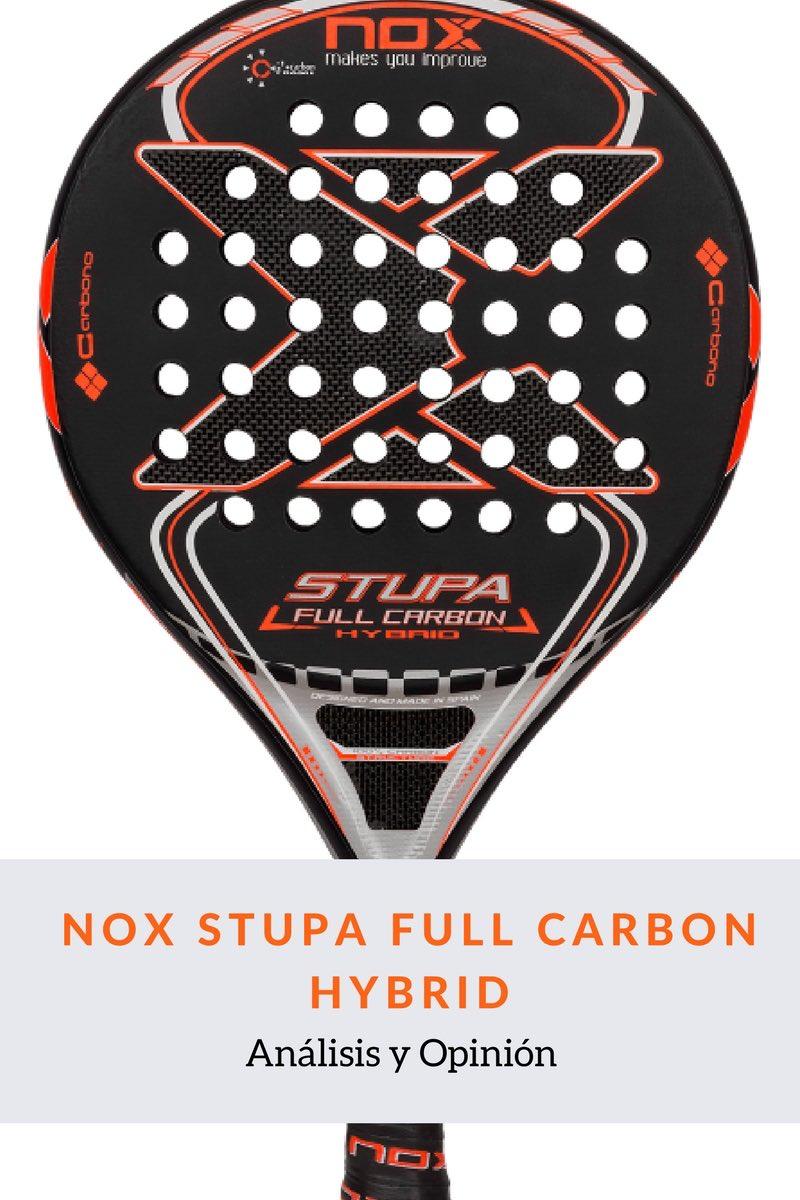 Análisis y opinión Nox Stupa Full Carbon Hybrid