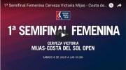 Semifinales World Padel Tour Mijas 2017 en directo y online