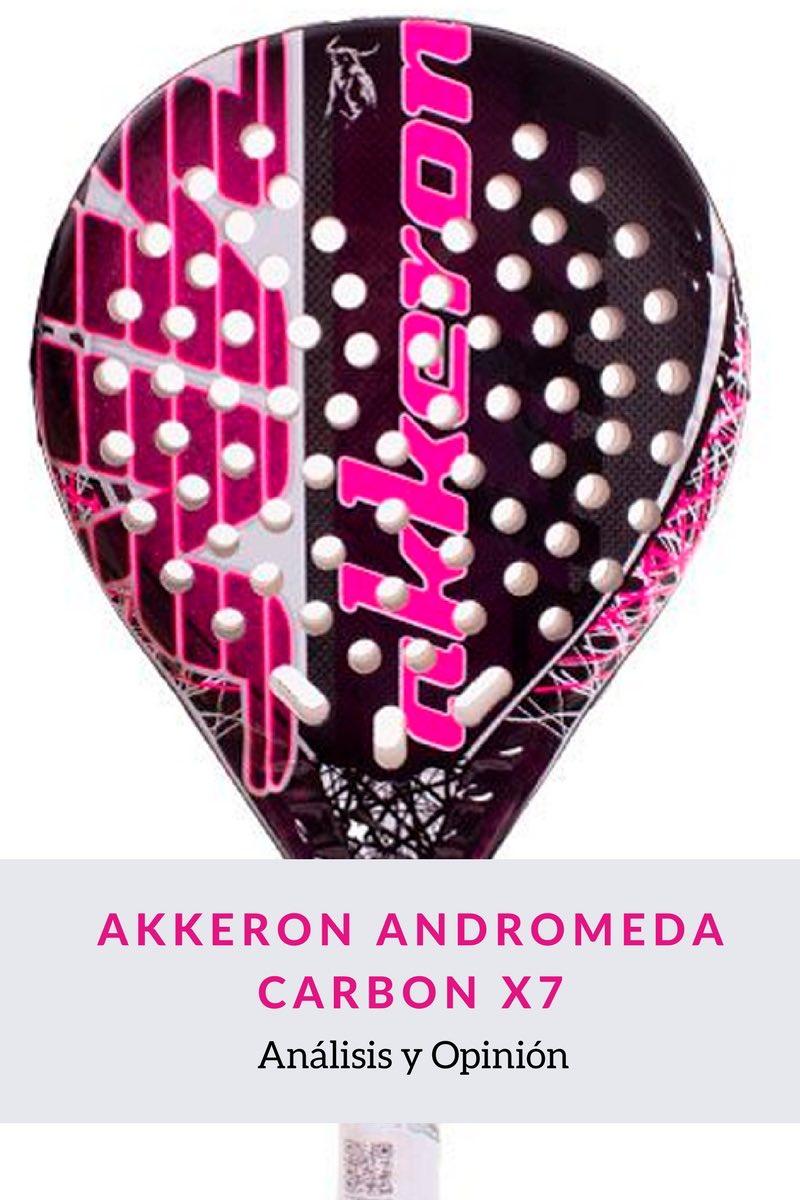 Akkeron Andromeda Carbon X7