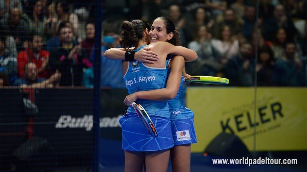 Gemelas campeonas Bilbao Mati - Maxi y las Gemelas Alayeto, triunfadores en el Keler Bilbao Open 2017
