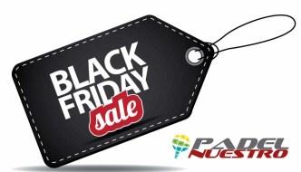 Padel Nuestro se suma al 'Black Friday 2017' con ofertas exclusivas