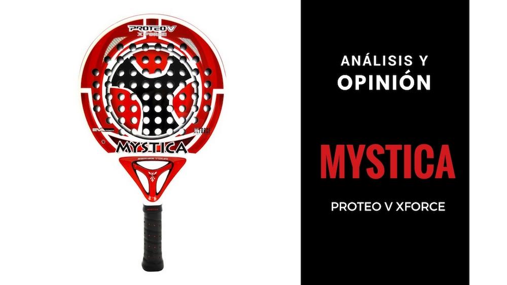 Análisis y Opinión Mystica Proteo V XForce