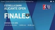 Finales World Padel Tour Alicante 2018 en directo y online