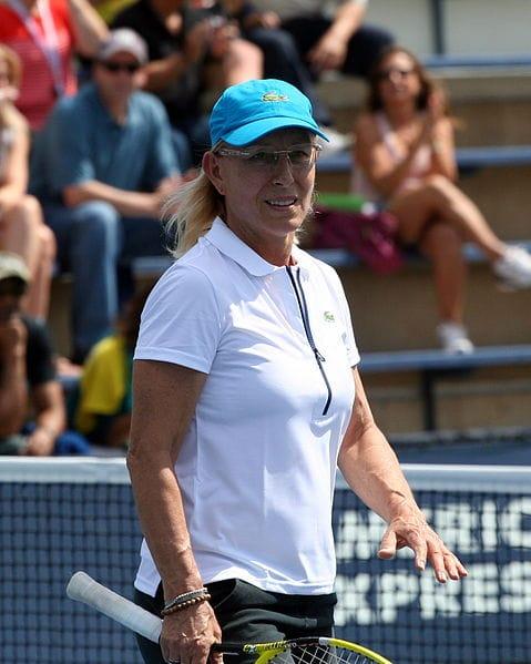 Martina Navratilova El secreto de la eterna juventud en el deporte