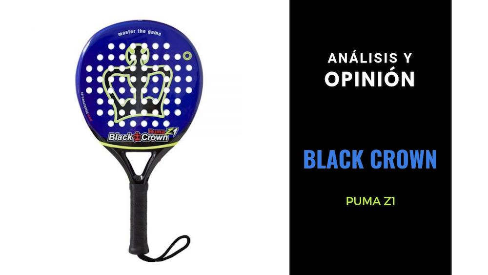 Análisis y Opinión Black Crown Puma Z1