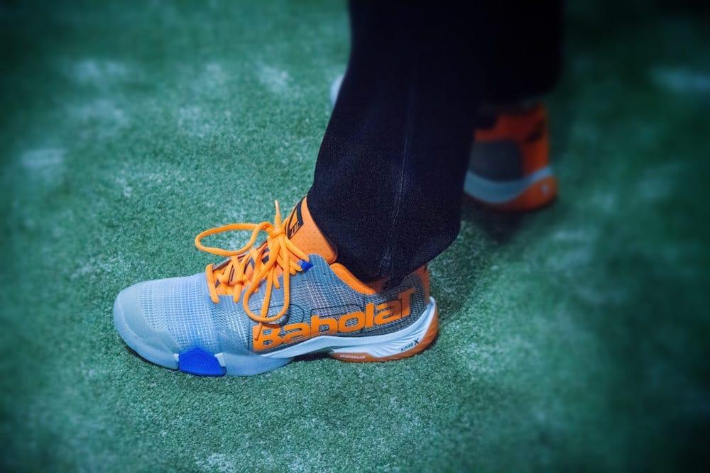 Babolat Jet Premura Babolat Jet Premura, las primeras zapatillas diseñadas 100% para pádel