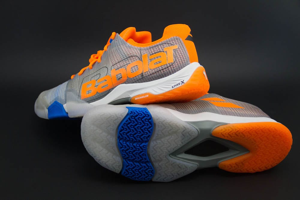 Babolat Jet Premura2 Babolat Jet Premura, las primeras zapatillas diseñadas 100% para pádel