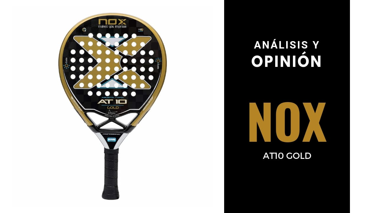 Análisis y Opinión Nox AT10 Gold