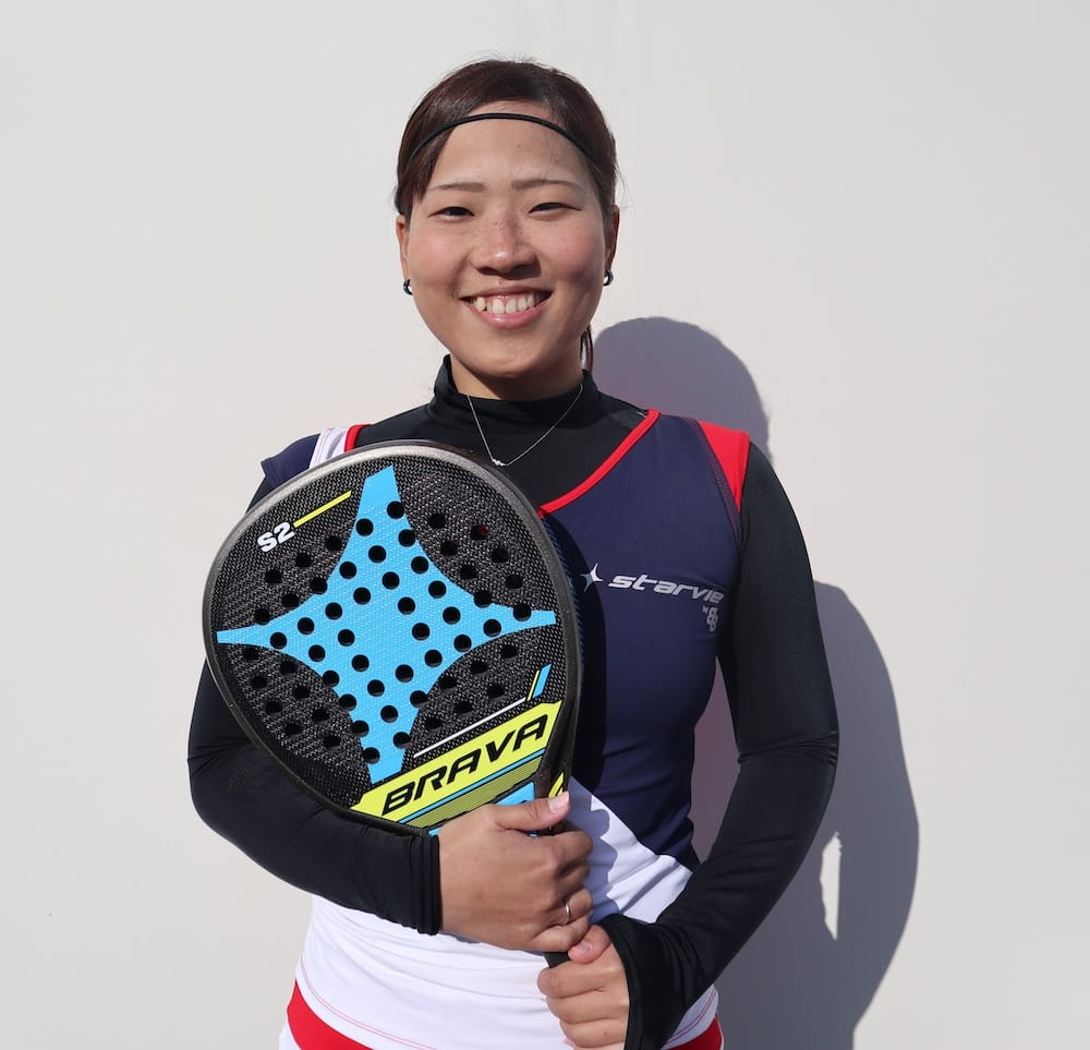 Rio Yamada StarVie Rio Yamada, primera jugadora japonesa de StarVie