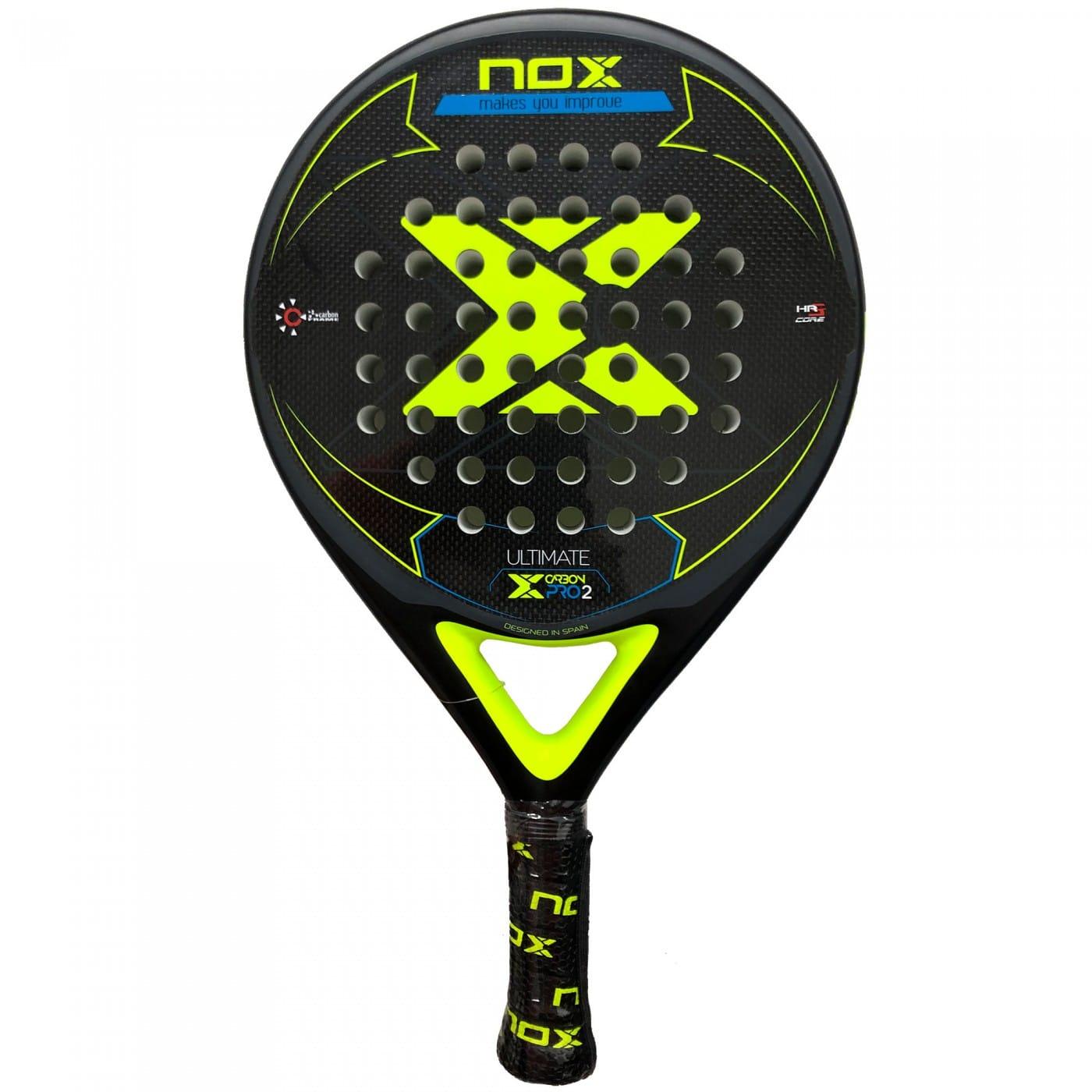 NOX Ultimate Carbon Pro 2 Palas de pádel Nox: sus 5 mejores modelos