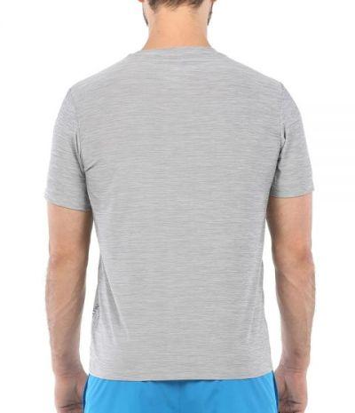 miesten t-paita harmaa 2