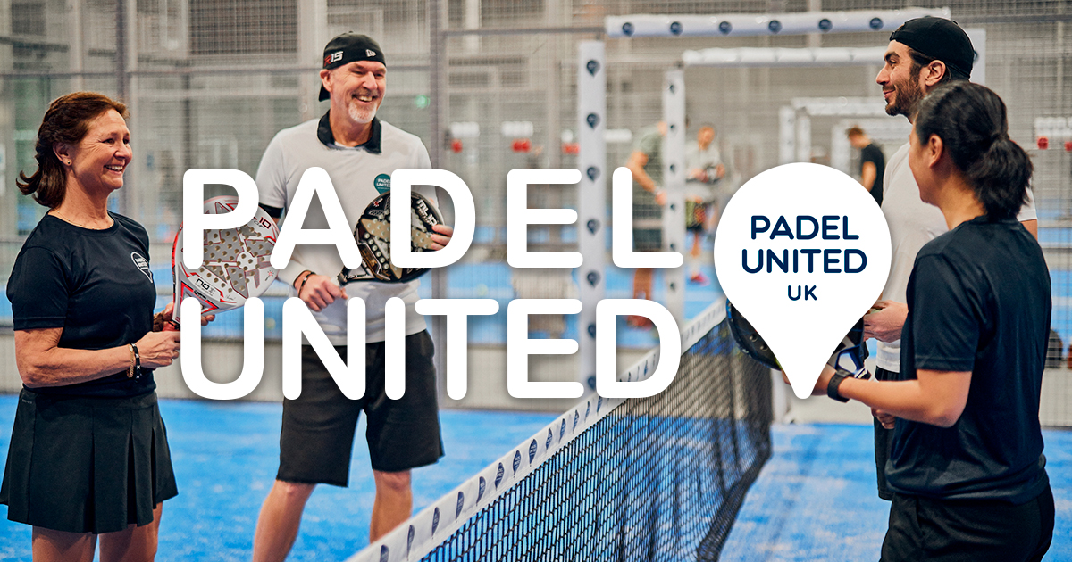Padel United Acquire Major Stake In Go Padel UK As Giant UK Rollout To Begin In 2022.