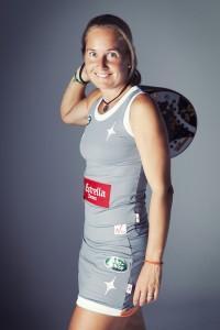 Carolina Navarro, jugadora de Star Vie