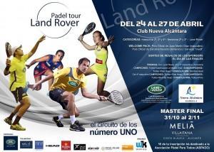 Land Rover Padel Tour