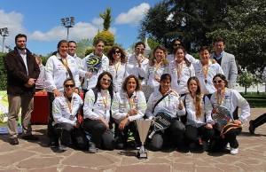 Esportiu Tarragona, vencedoras del Cpto de España de Clubes de 2ª Categoría