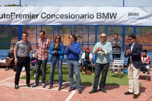 BMW Padel Grand Tour de Cabanillas