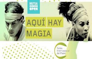 El Salón del Pádel, en el Mutua Madrid Open