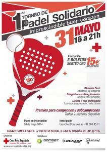 Torneo Cruz Roja Alcobendas