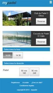 MyPadel. de PadelClick