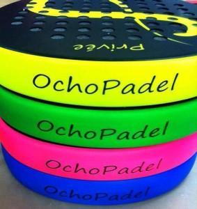 Colección Privée de OchoPadel