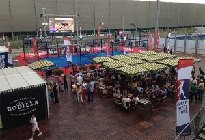 Mutua Madrid Open y el pádel