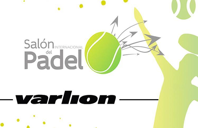 Solidaridad, estrellas y un gran producto, apuestas de Varlion para el Salón del Pádel