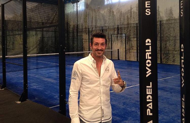 Jorge Muñoz, en Get Indoor Pádel