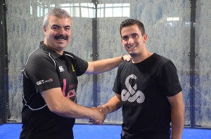 Adrián Caviglia y Juan Cruz Belluati