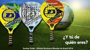 Dunlop y el Mundial 2014