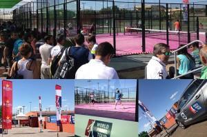 Pre-Previa en el Estrella Damm Badajoz Open