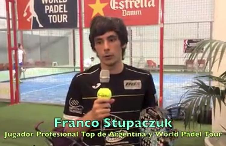Franco Stupaczuk, en el Estrella Damm Castellón Open