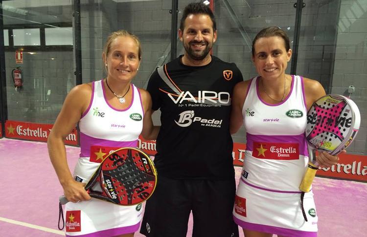 Carolina Navarro y Cecilia Reiter se ponen en manos de Rodrigo Ovide