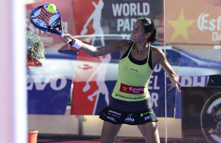 Mapi y Majo Sánchez Alayeto, en el Estrella Damm Marbella Open